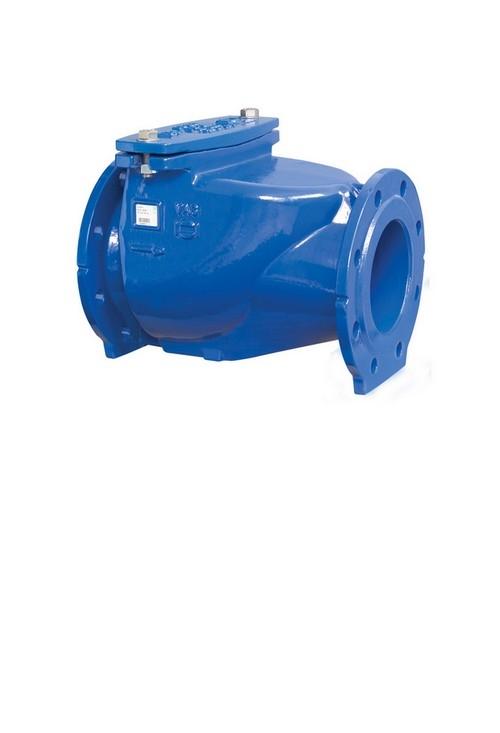 Обратный клапан DN80 PN10