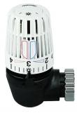 Термостатическая головка WK – угловая модель для радиаторов со встроенными клапанами