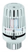 Термостатическая головка VK – с зажимным устройством для радиаторов со встроенными клапанами