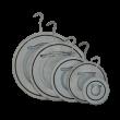 Клапаны обратные межфланцевые дисковые