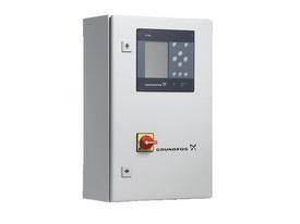 Шкафы управления насосами для систем циркуляции и повышения давления