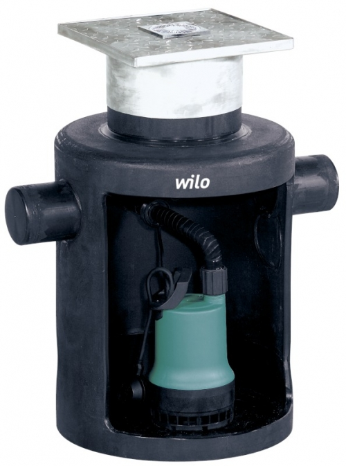 Wilo-DrainLift Box