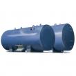 Водонагреватель 1500 литров тип «Горизонтальный»